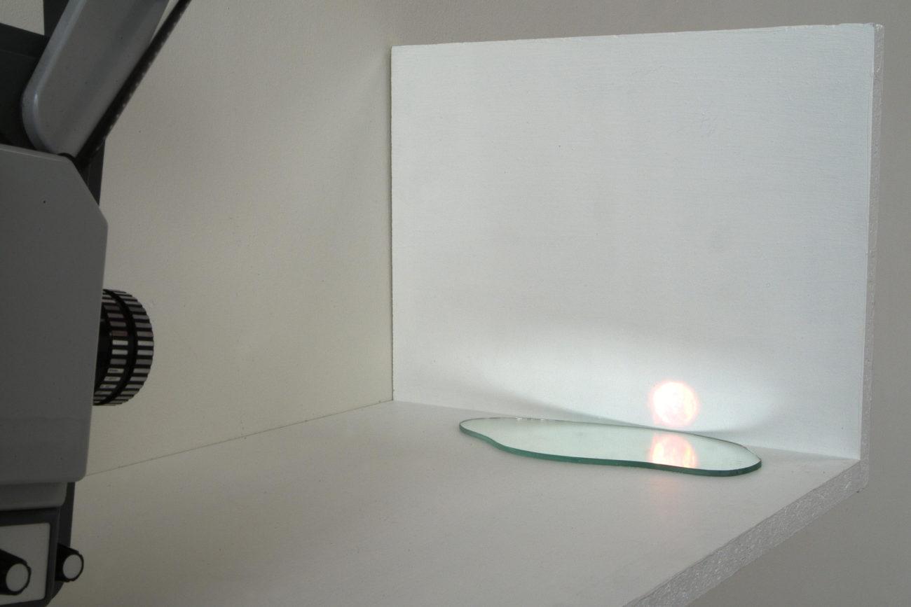 Solen / The Sun - Film installation (loop) – An eternity sunset and sunrise.