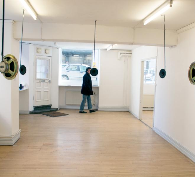 Debris - sound installation - Mari Kretz