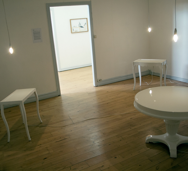 Ta Kymatika - sound installation - Mari Kretz