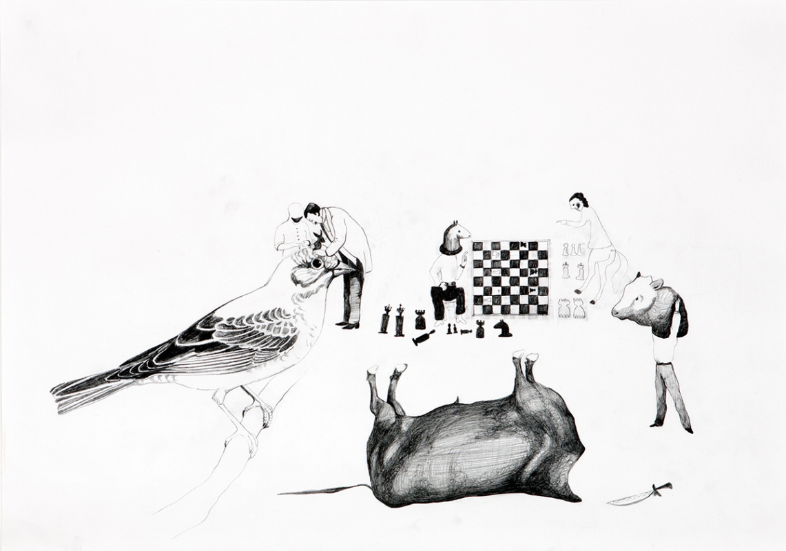 Untitled - Mari Kretz