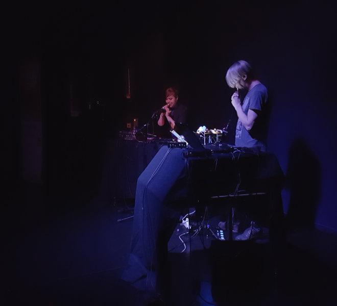 Alexandra och Thomas - Kulturnatta 2017