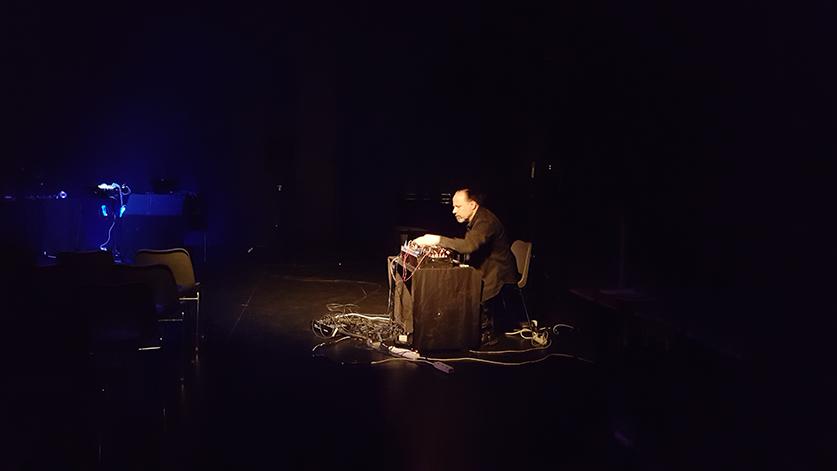 Lars Bröndum - Fylkingen Kulturnaten 2017