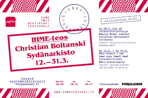 IHME festival 2012 in Vaasa - Mari Kretz