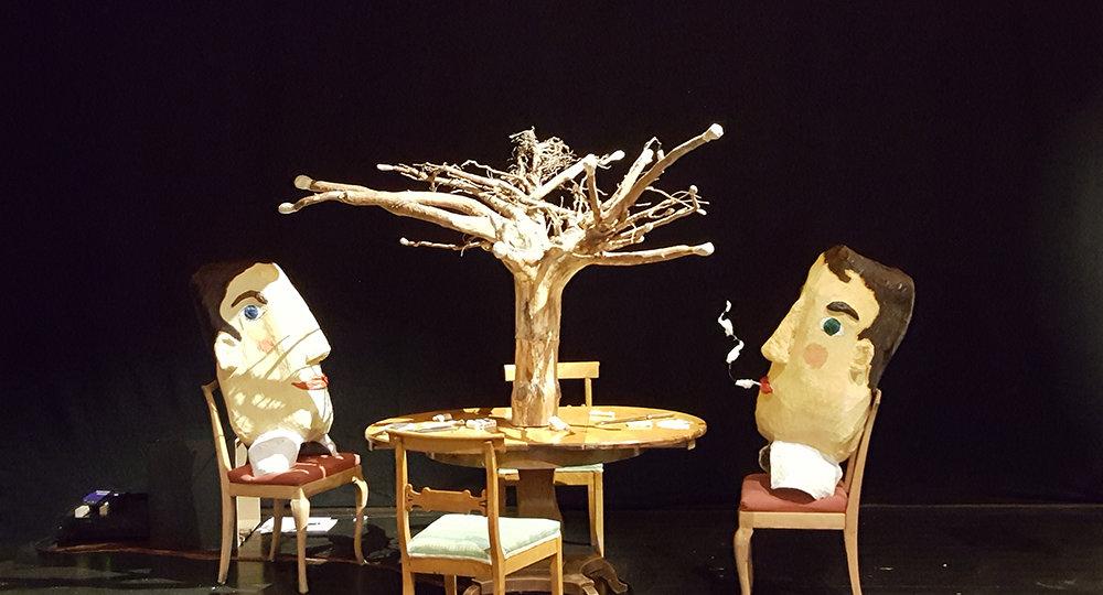 La Luna - Scenkonstmuseet - Mari Kretz