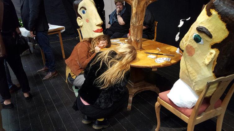 La Luna – Scenkonstmuseet in Stockholm