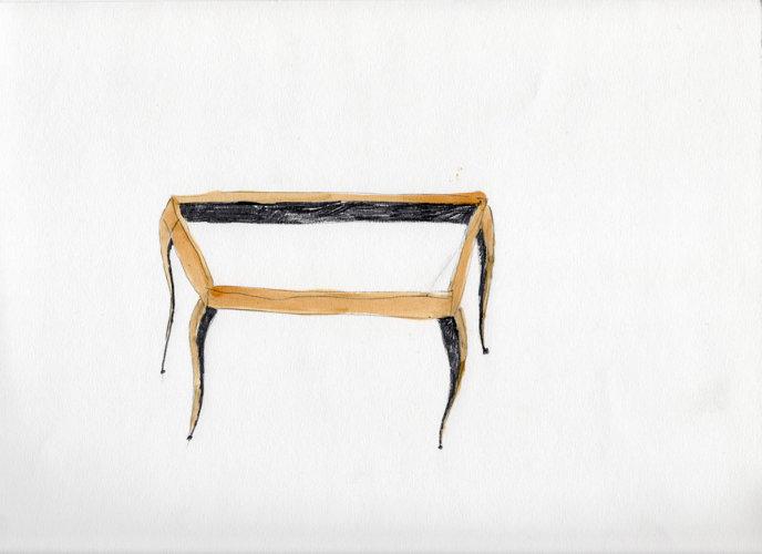 Table frame 2006