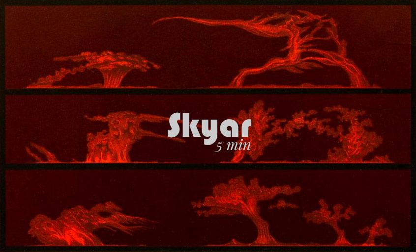 Skyar - Mari Kretz