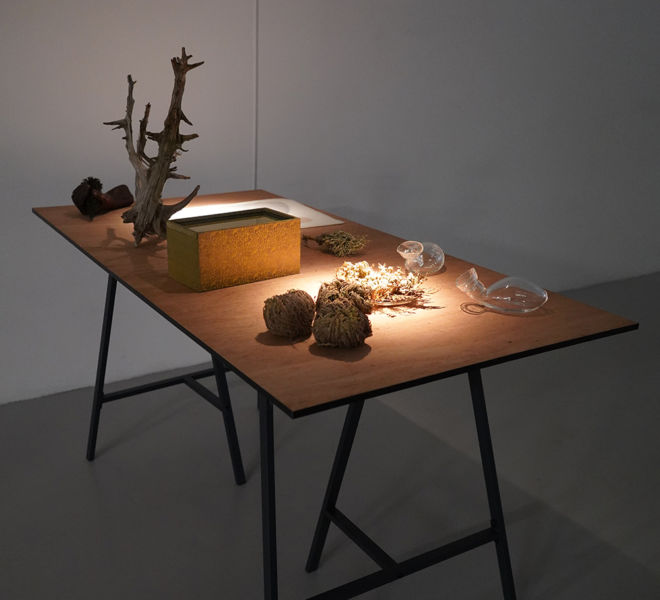 Tingens bord II - Mari Kretz