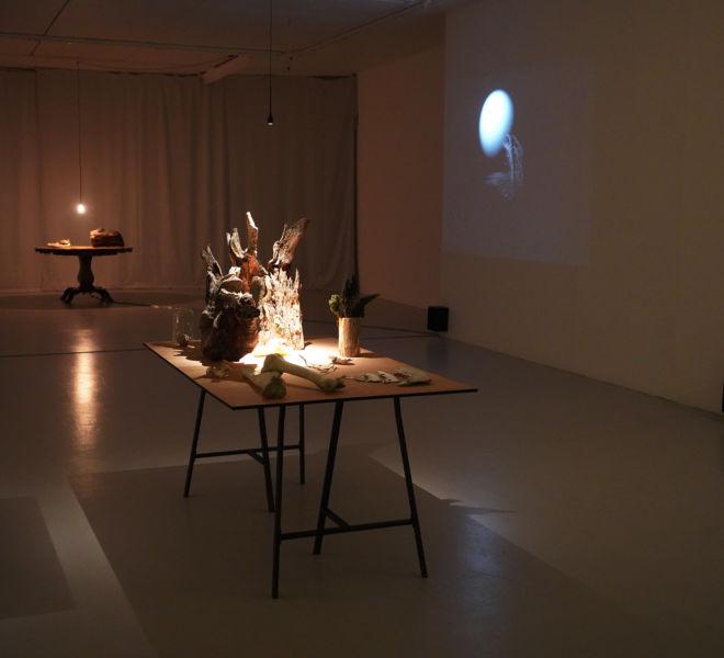 Exhibition wiev - Wip konsthall - Mari Kretz