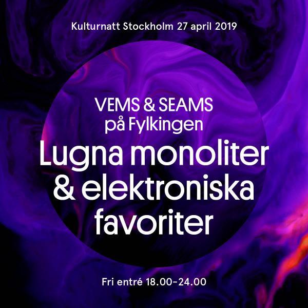 Elsvets Kulturnatt 2019 - Mari Kretz