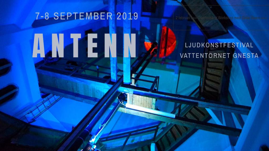 Ljudfestivalen Antenn 2019